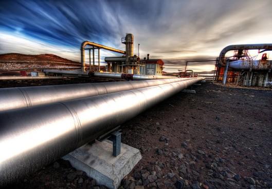 The Steam Pipeline